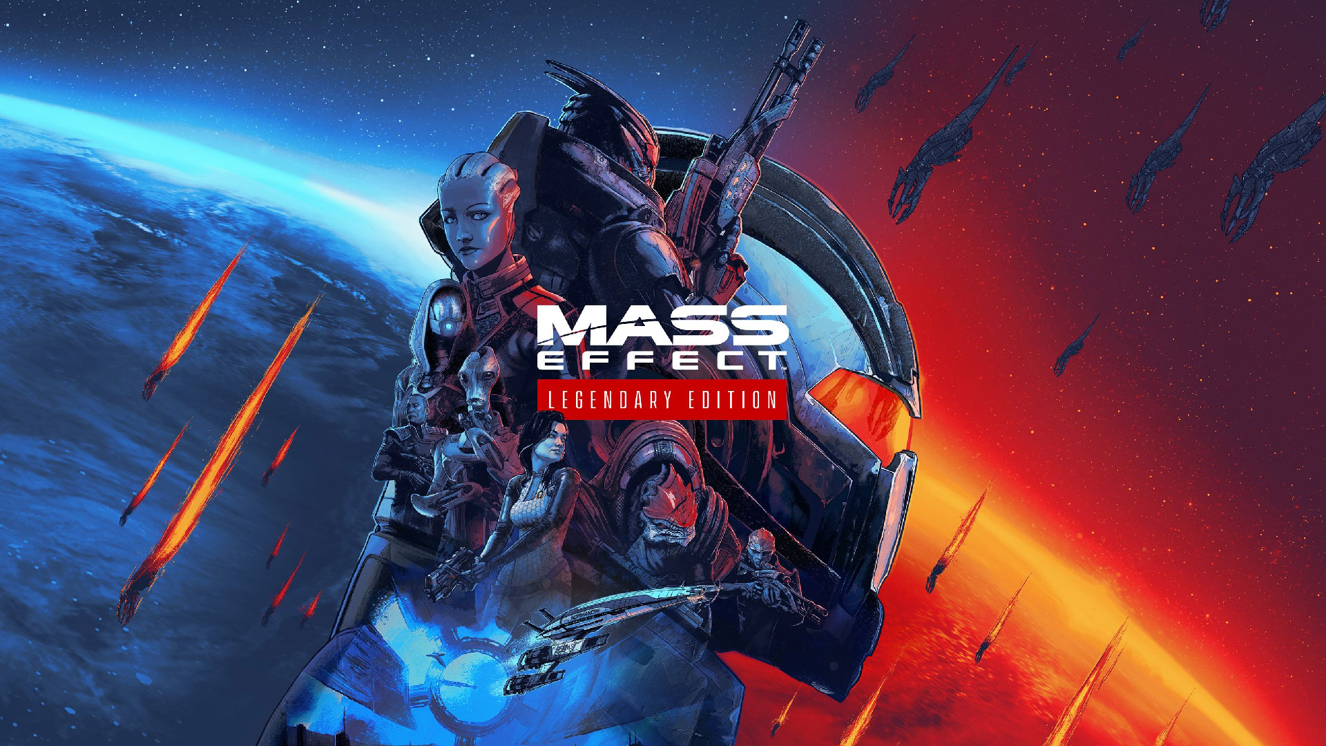 Mass Effect Legendary Edition Keyart Big